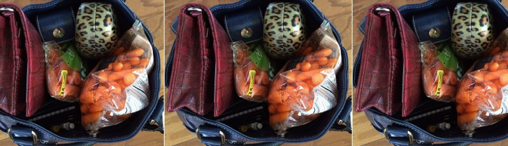 Carrots in My Carryon